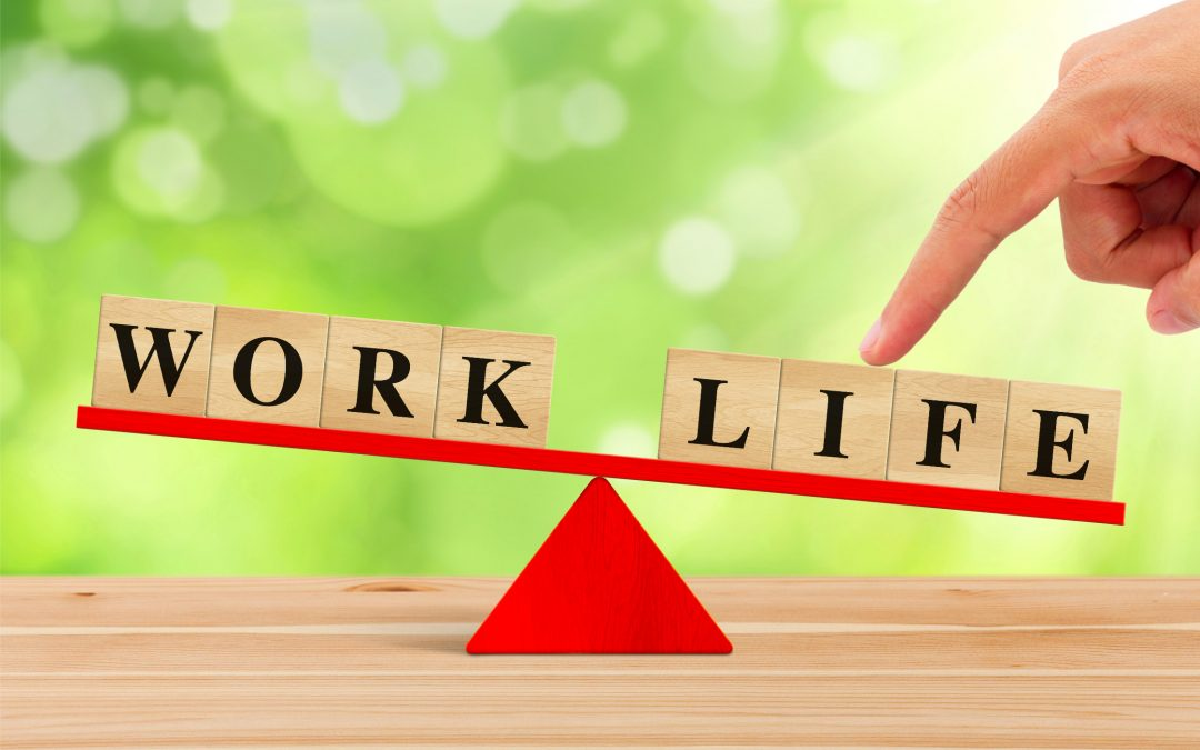 Work-life balance can be difficult when you're a business owner